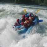 Rafting: Spannendes Abenteuer im kühlen Nass