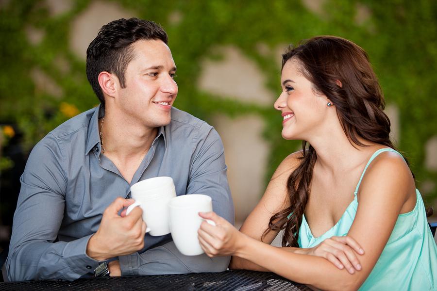 Flirten erstes treffen