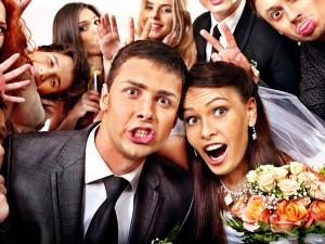 Wichtig:  Spaß bei Hochzeits-Spielen