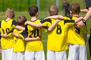 T-Shirts: Ideal für Sport-Vereine